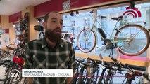 Grève du 5 décembre : les perturbations des transports font les affaires des vendeurs de vélo