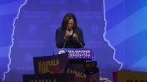 Kamala Harris ends presidential bid