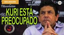 Me dolería que Veracruz se quede sin equipo: Kuri