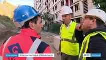 Alpes-Maritimes : 80 glissements de terrain en un mois à Nice