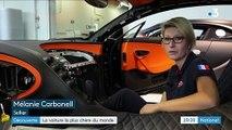 Automobile : Bugatti, un nom italien, mais une marque française
