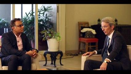Ambassador Emmanuel Lenain's Vision and Goals For The Coming Years