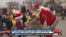 Bakersfield Toy Run scheduled for this Sunday