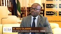 """M. Mdu Dlamini, chef des institutions financières de la DBSA : """"Pourquoi nous organisons le Sommet de l'investissement au Sénégal"""""""