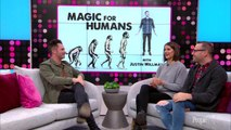 Here's How Justin Willman Went From 'Cupcake Wars' to 'Magic for Humans'