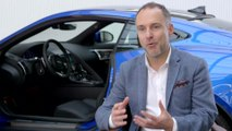 The New Jaguar F-TYPE Interior Design presented by Alister Whelan