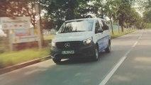 Benjamin Kaehler - Unterwegs mit dem Leiter eDrive@Vans Mercedes-Benz