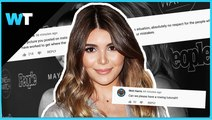 Olivia Jade Gets BACKLASH for YouTube Return