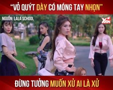 LALA SCHOOL II VO QUYT DAY CO MONG TAY NHON DUNG T