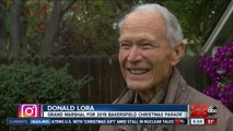 Meet Donald Lora this year's 23ABC Annual Bakersfield Christmas Parade grand marshal