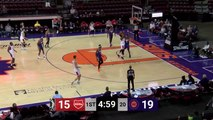 Jarrod Uthoff Posts 21 points & 14 rebounds vs. Northern Arizona Suns
