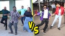 Fans VS Kartik Aaryan And Deepika Padukone | Dheeme Dheeme Song Challenge | Pati Patni Aur Woh
