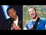 Chris Martin admits to being 'very homophobic' as a young teen at an all-boys' school