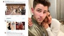 Priyanka Chopra & Nick Jonas 1st Aniversery Celebration