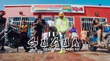 Jux - Sugua [Feat. Diamond Platnumz] (Official Music Video)