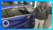爸爸買給我!22歲巨嬰刮花BMW逼父買車