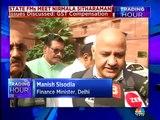 State FMs meet FM Nirmala Sitharaman ahead of GST meet