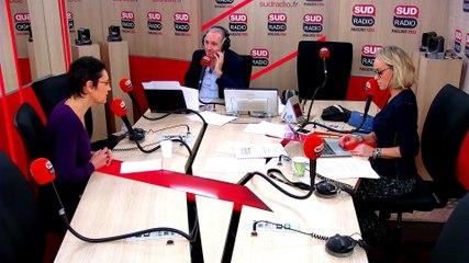 Nathalie Arthaud - Sud Radio mercredi 4 décembre 2019