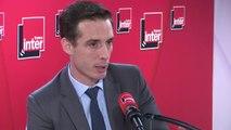 """Jean-Baptiste Djebbari, Secrétaire d'État chargé des Transports évoque le """"régime fragile"""" de la SNCF : """"140 000 cheminots actifs pour 250 000 retraités"""""""