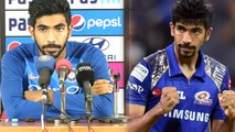 Bumrah choses Rajinikanth Sivagnanam as his trainer