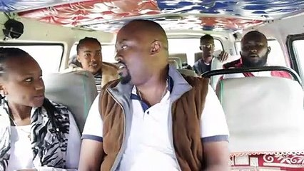 Showing off in a matatu for Jaymo  ule msee nearly turned chaotic
