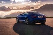 Jaguar F-Type : découverte du restylage en vidéo