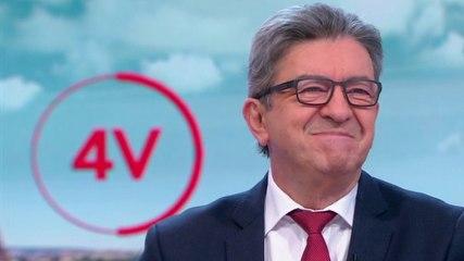 Jean-Luc Mélenchon - Les 4 vérités (France 2) - Mercredi 4 décembre