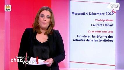 Laurent Hénart - Public Sénat mercredi 4 décembre 2019