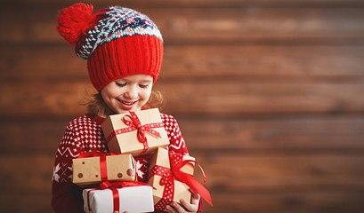 Consejos para no excederse con los regalos de los niños