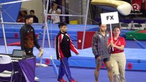 HIGHLIGHTS: Carlos Yulo for floor exercise, pommel, and still rings