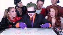 Blindfold Drawing Challenge!!! Spider-Man, Joker, Harley Quinn & more - The Sean Ward Show