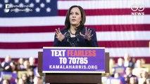 भारतीय मूल की अमेरिकी सीनेटर कमला हैरिस राष्ट्रपति चुनाव नहीं लड़ेंगी