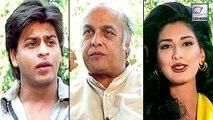 'Duplicate' Interview | Shah Rukh Khan | Sonali Bendre | Mahesh Bhatt | Flashback Video