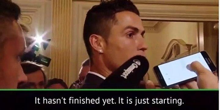 La réponse cash de Cristiano Ronaldo quand on lui parle de la suprématie de Messi