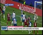 Babatunde Ojora speaks on Lionel Messi's 6th Ballon Dór Award