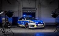Audi RS4-R par ABT : le tuning en respectant les normes