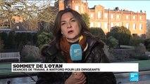 """Sommet de l'Otan : """"Les États membres s'entendent pour dire que la menace terroriste est importante"""""""