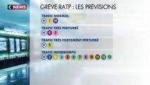 Grève du 5 décembre : TGV, RER, métro, bus, avion... toutes les prévisions de trafic