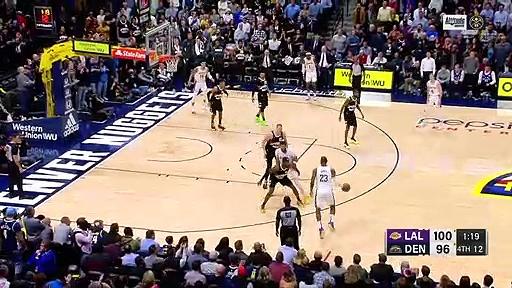 NBA'de Gecenin En Güzel 10 Oyunu | 3.12.2019