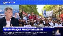 58% des Français approuvent la grève (2) - 04/12