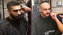 UNSEEN Video Of Arjun Kapoor Going BALD For Panipat