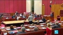 "Australia repeals ""Medevac"" refugee law"
