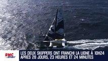 Voile : Cammas et Caudrelier vainqueurs de la Brest Atlantiques