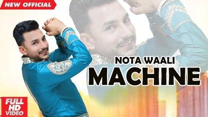 Deep Dhillon   Notan Wali Machine (OFFICIAL VIDEO)   Deep Dhillon jaismeen Jassi   Live Studio   Amar Audio