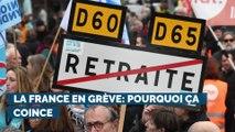 La France en grève: pourquoi ça coince