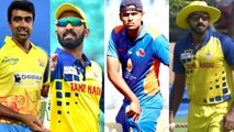 Tamilnadu and Maharastra announced 15 member squad for ranji trophy