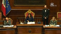 Il Senato ricorda Franco Ortolani. Di Maio ''Simbolo della lotta alla Terra dei Fuochi'' (03.12.19)