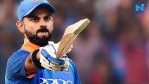 Virat Kohli regains top spot in Test batting rankings