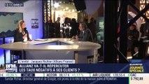 Jacques Richier (Allianz France): Allianz va-t-il récupérer les taux négatifs à ses clients ? - 04/12