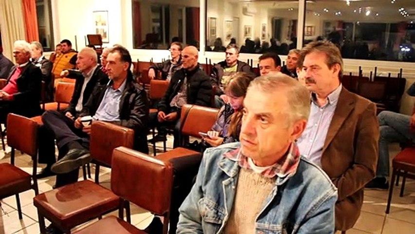 Στη Χαιρώνεια η πρώτη σύσκεψη στη Βοιωτία για αγροτικές κινητοποιήσεις